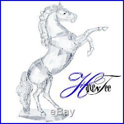 Stallion Clear Statement Symbolic Piece 2019 Edition Swarovski Crystal 5470628
