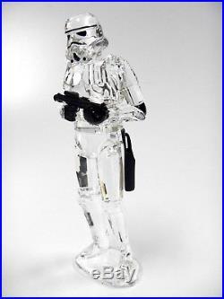 Storm Trooper Star Wars Disney Character 2018 Swarovski Crystal 5393588