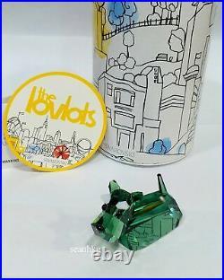 Swarovski 1089199 Scottie, Dog Lovlots Green Crystal Authentic MIB