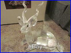 Swarovski 1994 Annual Edition The Kudu From The Inspiration Africa Series Mib