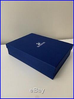 Swarovski 2006 ROCKEFELLER SHINING STAR Christmas Xmas Tree Topper 843215 w BOX