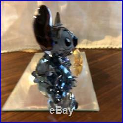 Swarovski 2012 Retired Disney Limited Edition Stitch Crystal Figure Rare