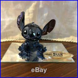 Swarovski 2012 Retired Disney Limited Edition Stitch Crystal Figure Statue Rare