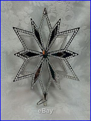 Swarovski 2014 CHRISTMAS STAR TREE TOPPER NEW 5064262 XMAS CHRISTMAS