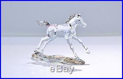 Swarovski 2014 SCS Annual Edition Horse Foal 5004729 Brand New In Box