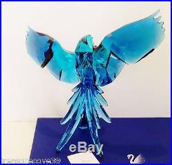 Swarovski 2015 Blue Parrots , #5136775 Easter Special Reduced 40%