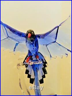 Swarovski 2019 Taiwan Blue Magpie , #5428653 Bnib