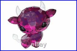 Swarovski #5004622 Zodiac- Momo The Ox Brand New In Box Cow Cute Free Shipping