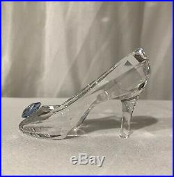 Swarovski 5035515 Cinderella Glass Slipper Shoe Disney Princess Nib