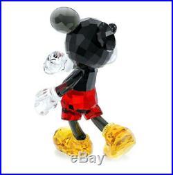 Swarovski (5135887) Mickey Mouse Clear Crystal Figurine
