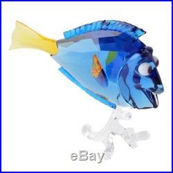 Swarovski (5252048) Disney Finding Nemo Dory Blue Crystal Figurine