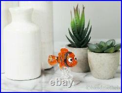 Swarovski (5252051) Disney's Finding Nemo Clownfish Clear Crystal Figurine