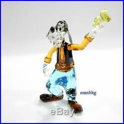 Swarovski 5301576 Disney Goofy, Crystal Authentic MIB