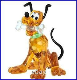 Swarovski (5301577) Disney Pluto Crystal Figurine