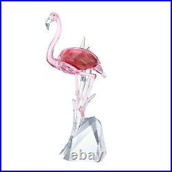 Swarovski #5302529 Flamingo Brand New In Box Bird Love Save$$ Free Ship