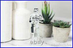 Swarovski (5393588) Star Wars Stormtrooper Blaster Collectible Crystal Figurine