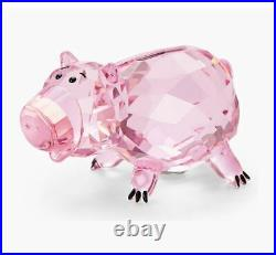 Swarovski 5489727 Disney Toy Story Character Hamm, Pig Crystal Authentic MIB