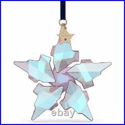 Swarovski Annual Edition 2021 Christmas Star Ornament, 30th Anniversary 5596079