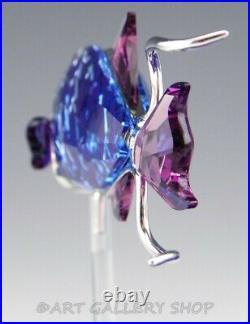 Swarovski Austria Crystal Figurine #626200 PARADISE FISH COPORITA Mint Box COA