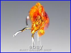 Swarovski Austria Crystal Figurine #626202 PARADISE FISH CROTONE Mint Box COA