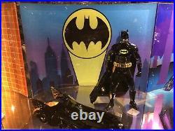 Swarovski Batman Crystal Display
