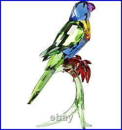 Swarovski Bird Figurine RAINBOW LORIKEET 5136832 New