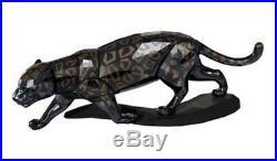 Swarovski Black Jaguar 5048145 Retired Bnib