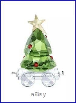 Swarovski CHRISTMAS TREE WAGON