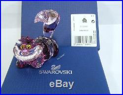 Swarovski Cheshire Cat, DISNEY'S MOVIE Crystal Authentic MIB 5135885