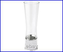 Swarovski Clear Crystal Vase CRYSTALLINE VASE 2016 5236081 New