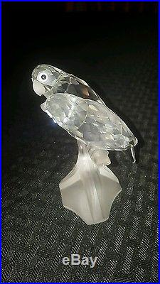 Swarovski Crystal 1987 SCS piece The Lovebirds