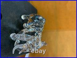 Swarovski Crystal 1993 African Inspiration Elephant Original Box