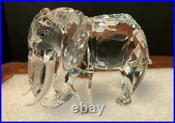 Swarovski Crystal 1993 SCS Annual Edition Inspiration Africa The Elephant