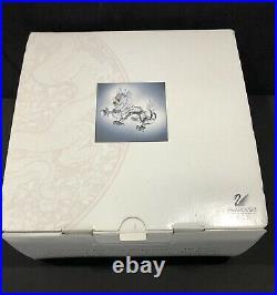 Swarovski Crystal 1997 Annual Edition Fabulus Creatures The Dragon With Box MIB