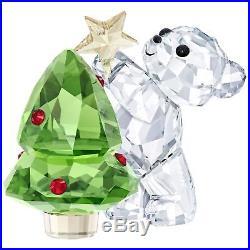 Swarovski Crystal 2018 KRIS BEAR CHRISTMAS ANNUAL EDITION 5399267