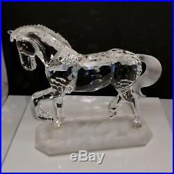 Swarovski, Crystal Arabian Stallion Horse, Mint, No Box