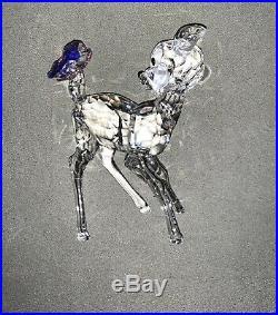 Swarovski Crystal Bambi Disney Figurine
