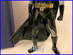 Swarovski Crystal Batman Dark Knight DC Comics Collectible Figurine NIB/ NR