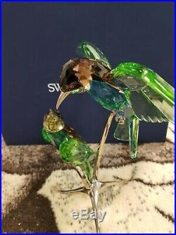 Swarovski Crystal Bee Eaters Birds