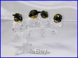 Swarovski Crystal Bee-eaters Retired #1048013