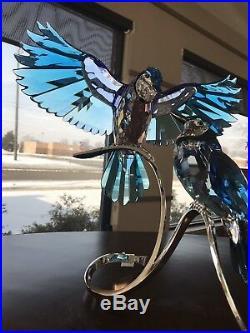 Swarovski Crystal Blue Jays #1176149