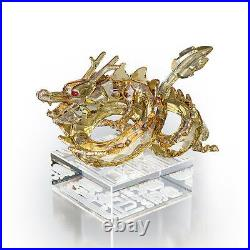 Swarovski Crystal Chinese Zodiac Dragon Large 1083710 New MIB 9100 000 296 -496