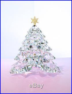 Swarovski Crystal Christmas Tree Shining Star Gift Big 1139998 Brand New In Box