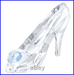 Swarovski Crystal Disney CINDERELLA GLASS SLIPPER 5035515 New 2015