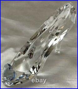Swarovski Crystal, Disney Cinderella Slipper JAPAN F/S