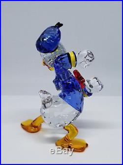 Swarovski Crystal Disney Donald Duck 5063676 Brand New In Box