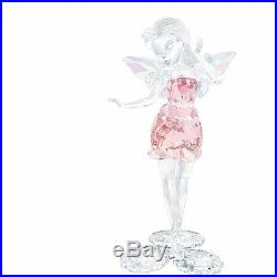 Swarovski Crystal Disney Fairies Rosetta Figurine, NIB