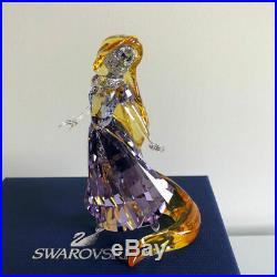 Swarovski Crystal Disney Figurine RAPUNZEL Limited Edition 2018 -5301564 New