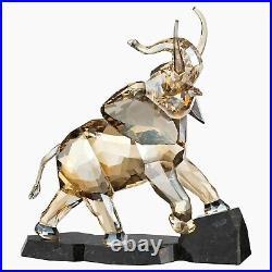 Swarovski Crystal Elephant Figurine #1120446 Brand Nib Granite Base Large F/sh