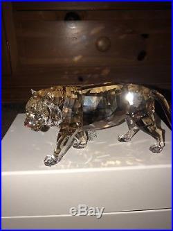 Swarovski Crystal Endangered Wildlife Tiger (2010)
